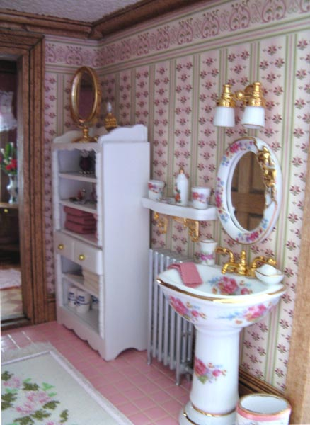banyo-minyatur